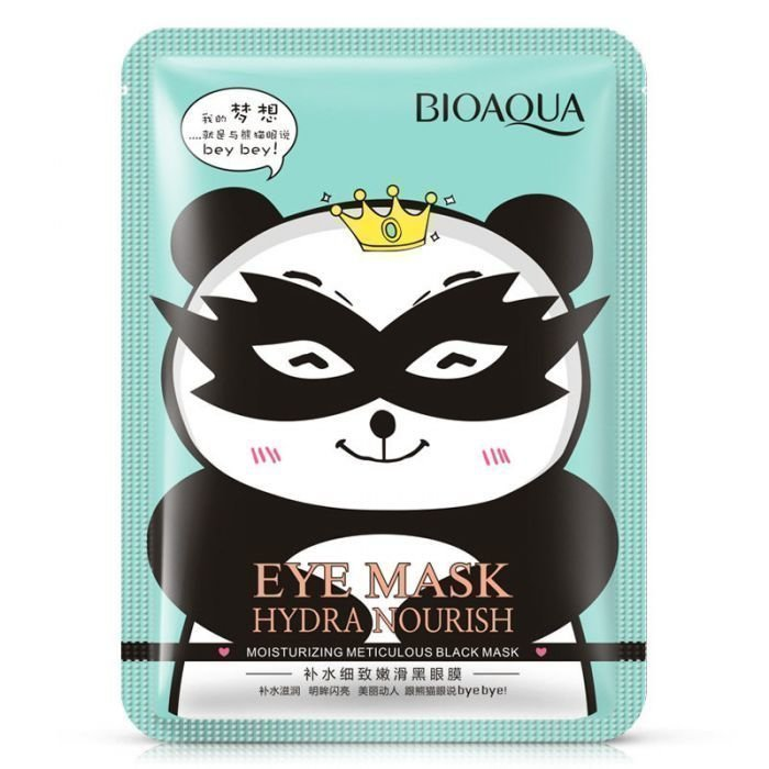 Bioaqua Маска для области глаз Panda Eye Mask Hydra Nourish