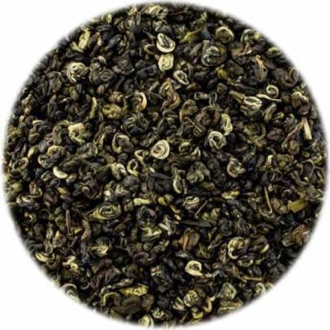 Чай зеленый  Моли Чжень Ло, Жасминовая улитка, 50 гр.