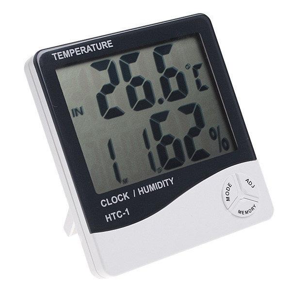 Инструменты и аксессуары для наращивания ресниц Гигрометр-термометр цифровой HTC-1 Гигрометр-HTC-1.jpg