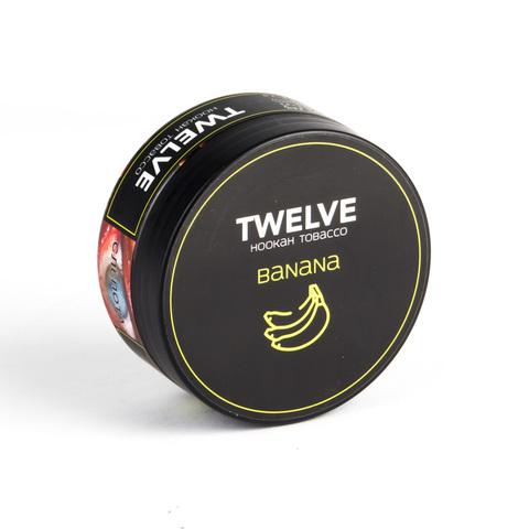 Табак Twelve Banana 100 г