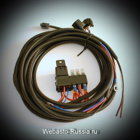 Проводка Webasto TT EVO