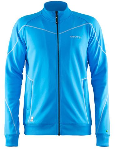 Куртка флисовая мужская Craft In the Zone blue