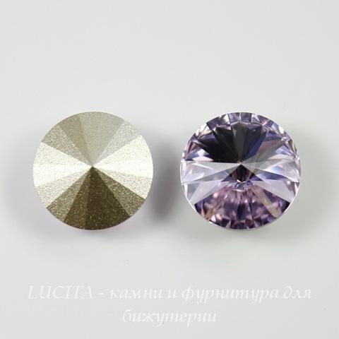 1122 Rivoli Ювелирные стразы Сваровски Violet (SS47) 10,54-10,9 мм