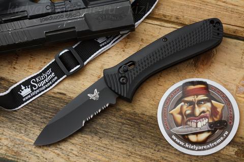 Складной нож Pardue Auto Axis BT2 5220SBK