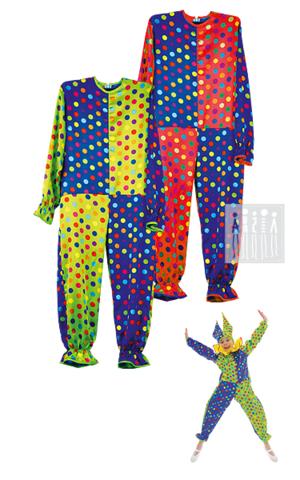 Фото Клоун Тяп - Ляп ( комбинезон ) рисунок Цирковые костюмы для детей и взрослых от Мастерской Ангел. Вы можете купить готовый или заказать костюм для цирка по индивидуальному дизайну.