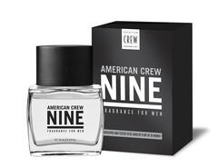 American Crew Nine Fragrance For Men - Туалетная вода для мужчин