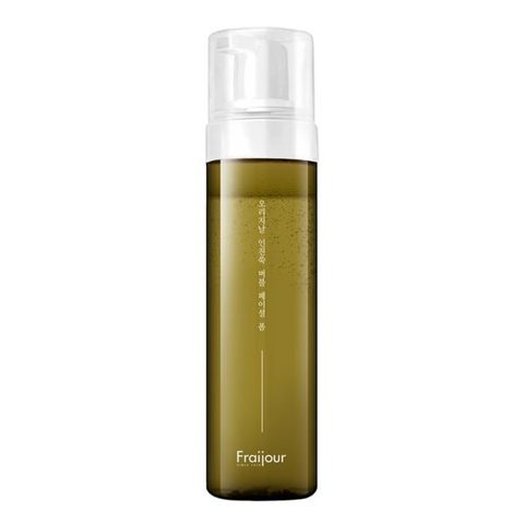 EVAS Fraijour Пенка для умывания Original Artemisia Bubble Facial Foam, 200 мл