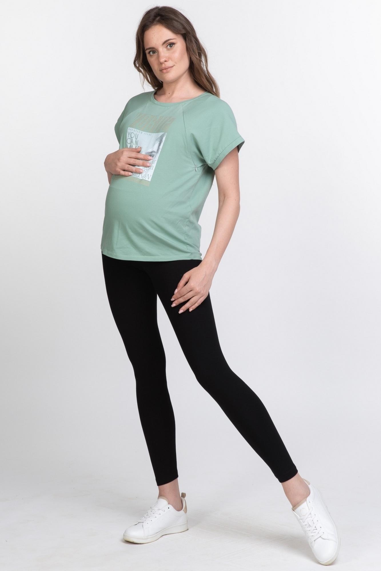 Леггинсы для беременных 10338 черный