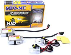 Комплект ксенона SHO-ME Pro H27 (s88) (5000К)