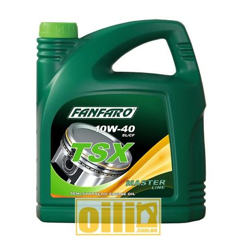 Fanfaro TSX SL 10W-40 4L