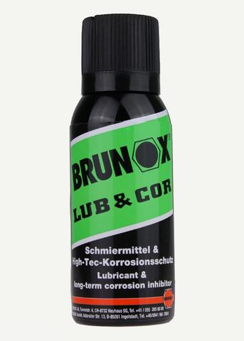 Brunox Lub & Cor универсальное масло