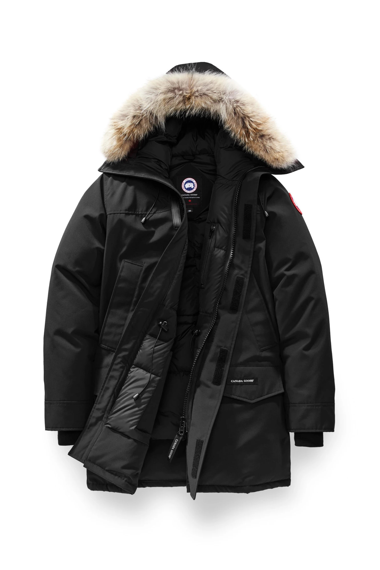 LANGFORD PARKA BLACK 2063