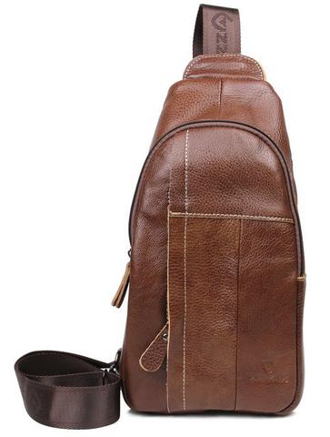 Однолямочный рюкзак ZzNick 909