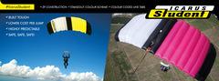 Студенческий парашют