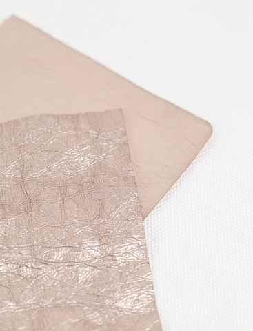 Моющаяся лаковая крафт-бумага цвет платина, 3 размера