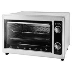 Мини печь | Духовка электрическая 1300 Вт 37 л DELTA D-0122 белая