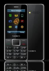 Мобильный телефон Texet TM-D225 на запчасти