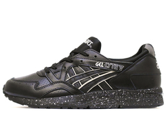 Кроссовки Мужские Asics GEL LYTE V Black Leather Supreme