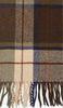 Плед-покрывало 130х170 Luxberry Vandyck зеленый