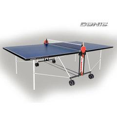 Теннисный стол OUTDOOR ROLLER FUN BLUE с сеткой 4мм