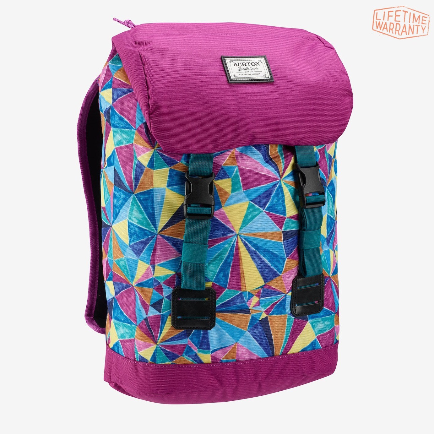 Рюкзак BURTON YOUTH TINDER PACK Polka Diamond Print