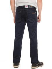 AT9127-6 джинсы мужские, темно-синие