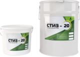 Двухкомпонентный полисульфидный герметик для стеклопакетов СТИЗ-20 (Компонент А+В) 33кг