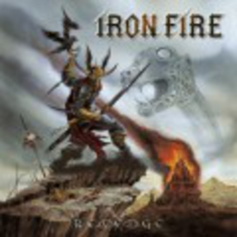 IRON FIRE   REVENGE +2 bonus tracks  2006