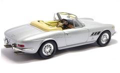 Ferrari 330 GTS gray 1:43 Eaglemoss Ferrari Collection #40