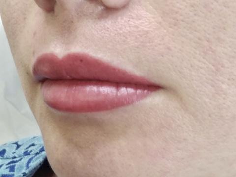 Перманентный макияж бровей, губ, век. Мастер Полина Монохонова