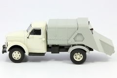 GAZ-51A 93M Garbage Disposal USSR 1:43 DeAgostini Service Vehicle #54