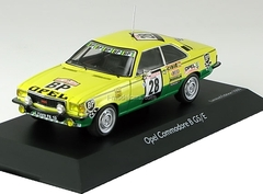 Opel Commodore B GS-E #28 BP Tour de Corse 1974 Schuco 1:43