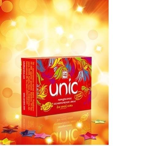 Мыло для проблемной кожи Unic