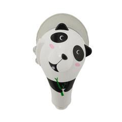 Душевая лейка для животных Modison Панда (белая)