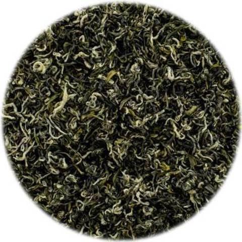 Чай Зеленый китайский - Би ло чунь (Изумрудные Спирали Весны), 50 гр.