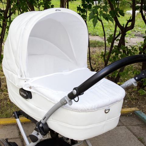 Peg Perego Culla Latte коляска для новорожденных (эко-кожа)