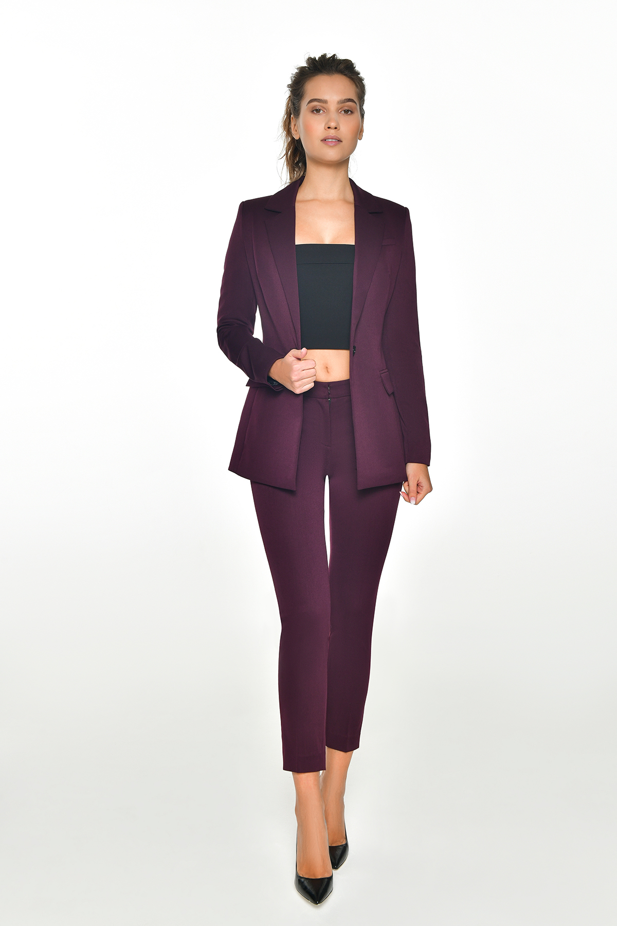 Костюм Plum Suit