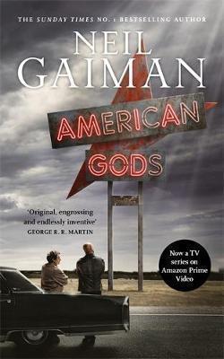 Kitab American Gods: TV Tie-In   Neil Gaiman