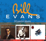 Bill Evans / 3 Essential Albums (3CD)