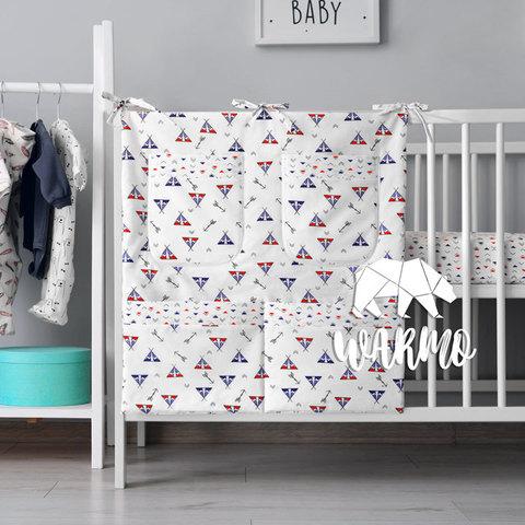 органайзер для ліжечка з вігвамами фото