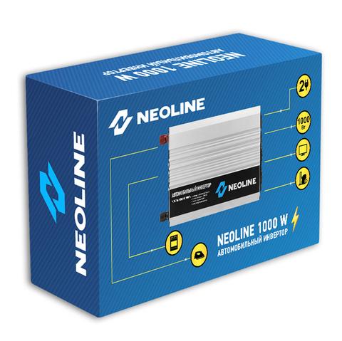 Преобразователь тока (инвертор) Neoline 1000W