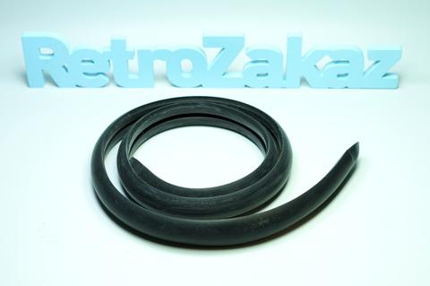 Резиновый молдинг бампера Газ 24