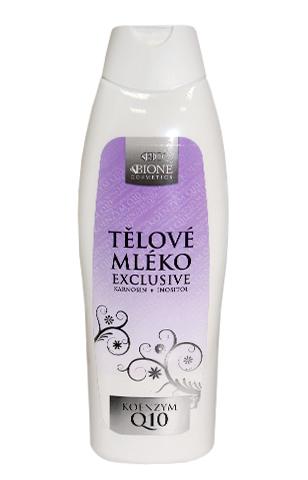 Молочко для тела EXCLUSIVE Q10 (без парабенов и силиконов)