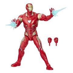 Фигурка Железный Человек (Iron Man)  - Marvel Legends Infinity War, Hasbro