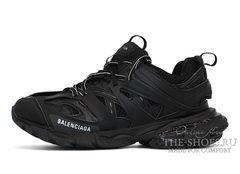 Кроссовки Мужские Balenciaga Track Trainer Triple Black