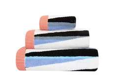 Полотенце 92х150 Kenzo Stripy Blue