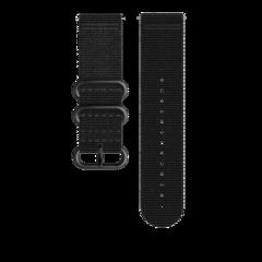 Ремешок для часов Suunto Traverse Alpha (черный тканевый) SS022294000