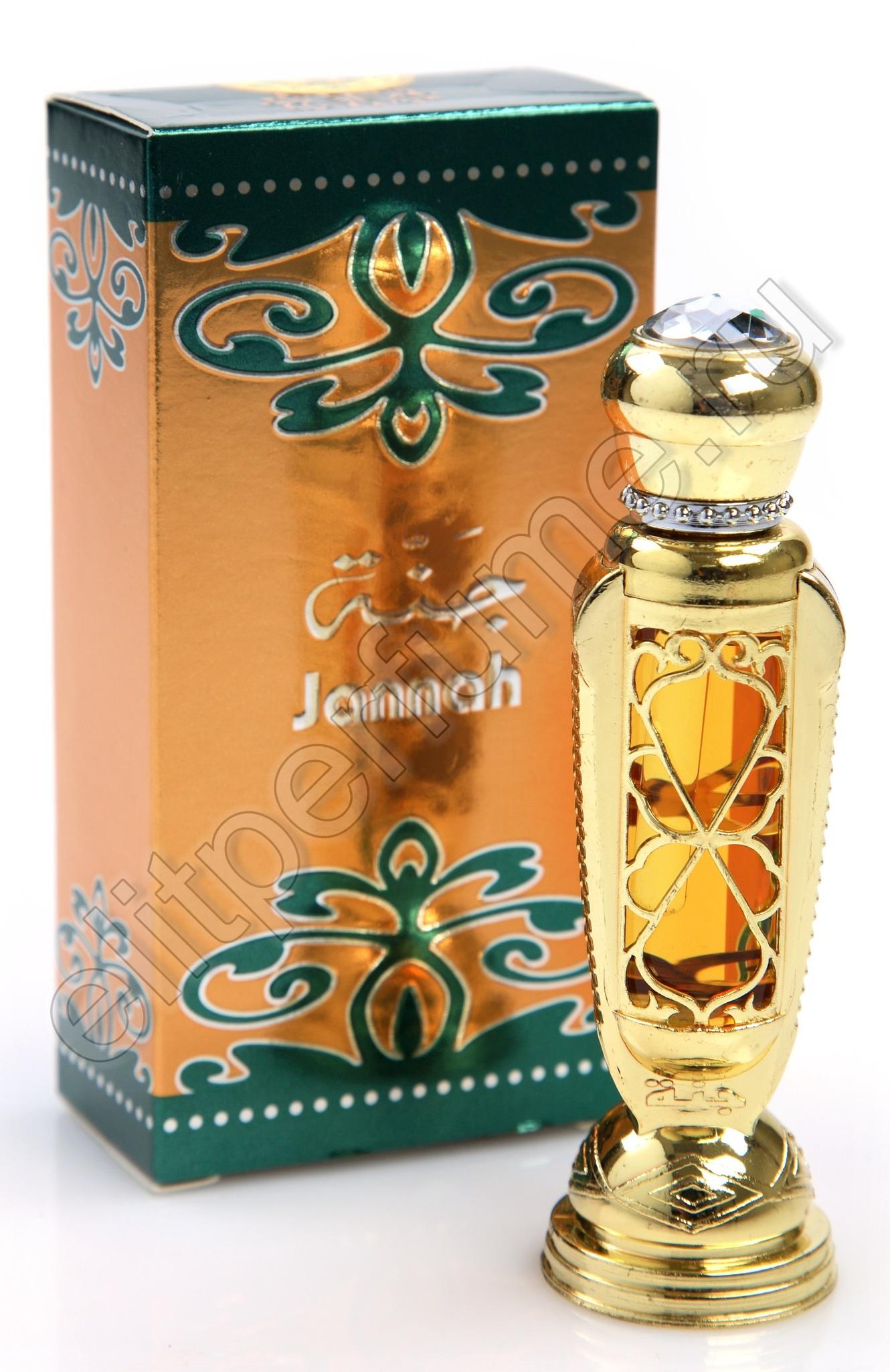 Пробники для духов Джанна Jannah 1 мл арабские масляные духи от Аль Харамайн Al Haramin Perfumes