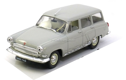 GAZ-M22 Volga 1960 light gray 1:43 Nash Avtoprom