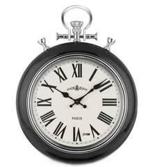 Часы настенные Lowell 21460NB